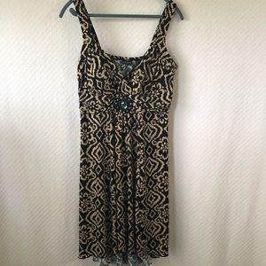 En Focus Studio Empire Waist Dress Size 16